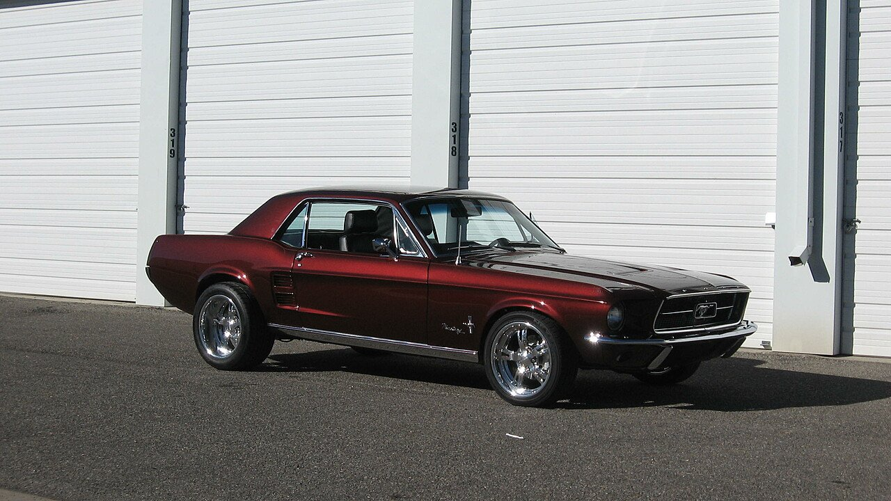 1967 Ford Mustang Coupe for sale 100924689