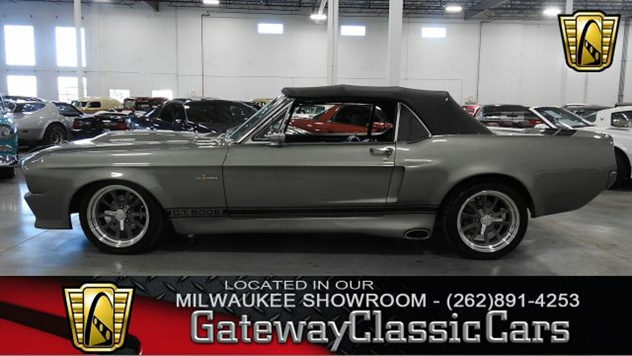 1967 Ford Mustang for sale 100949449