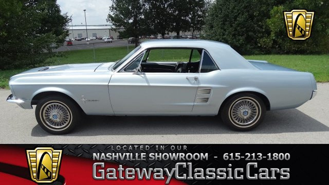 1967 Ford Mustang for sale 100964322
