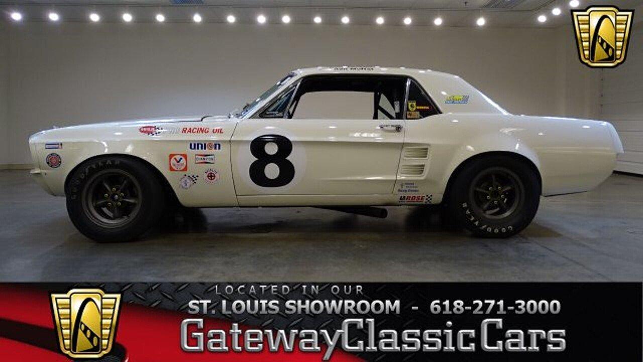 1967 Ford Mustang for sale near O Fallon, Illinois 62269 - Classics ...
