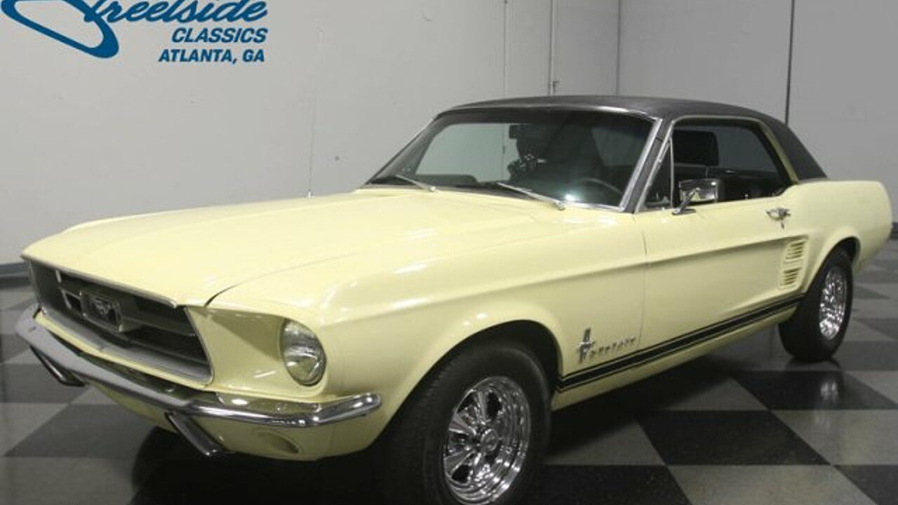1967 Ford Mustang for sale near Lithia Springs, Georgia 30122 ...