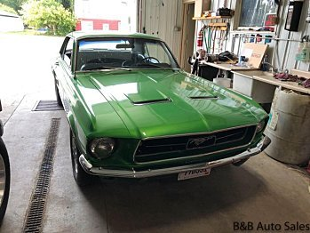 1967 Ford Mustang for sale 101025653