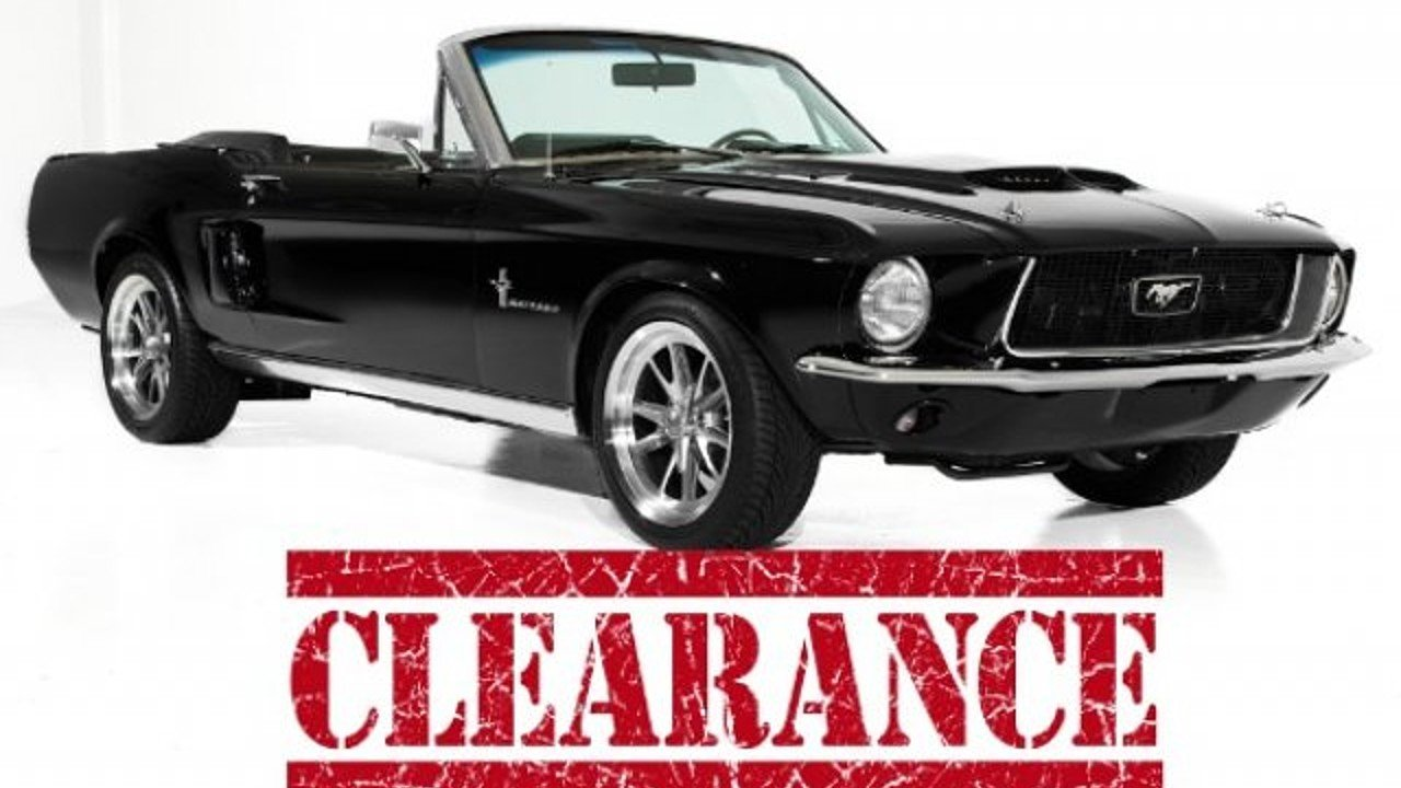 1967 Ford Mustang for sale 101039664