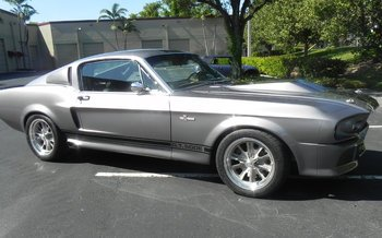 1967 Ford Mustang Shelby GT500 Coupe for sale 100963100
