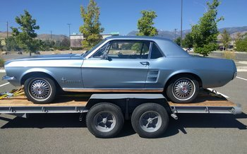 1967 Ford Mustang Coupe for sale 101014805