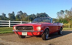 1967 Ford Mustang for sale 100926387
