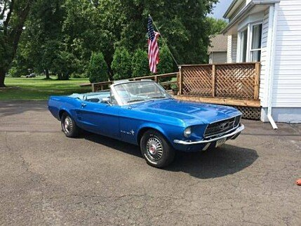 1967 Ford Mustang for sale 100952707