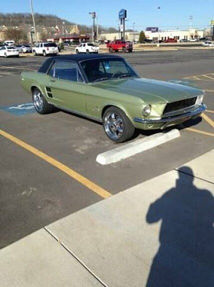 1967 Ford Mustang for sale 100961898