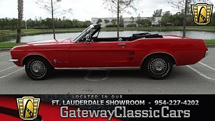 1967 Ford Mustang Classics for Sale - Classics on Autotrader