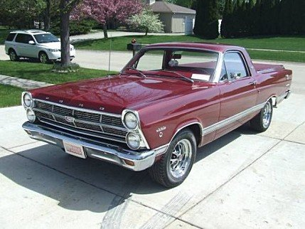 1967 Ford Ranchero Classics For Sale Classics On Autotrader