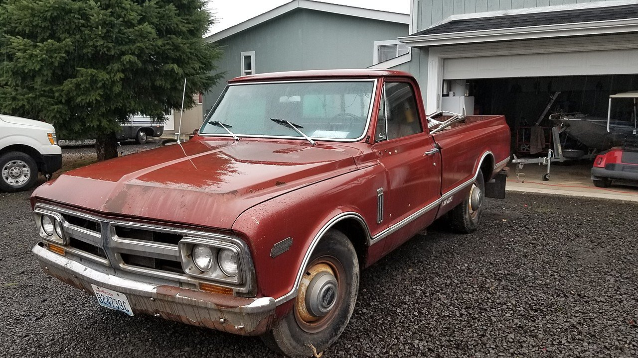 1967 GMC Pickup for sale near Olympia, Washington 98513 - Classics ...