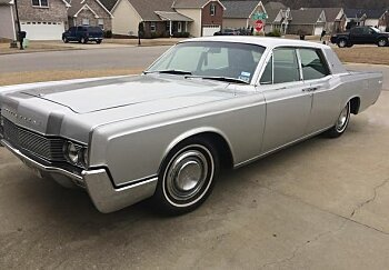 1967 Lincoln Continental for sale 100844059