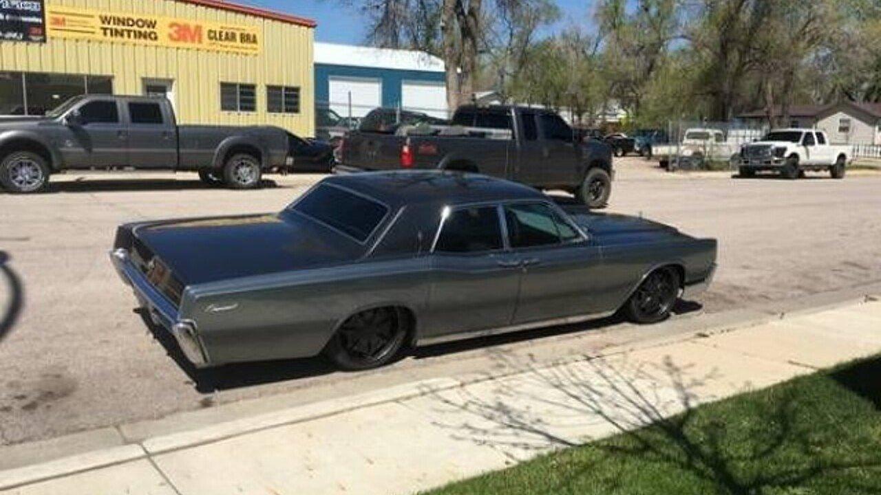 1967 Lincoln Continental for sale near Cadillac, Michigan 49601 ...