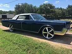1967 Lincoln Continental for sale 100886941