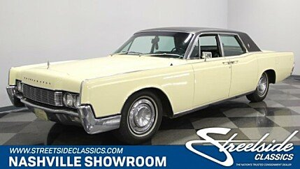 1967 Lincoln Continental for sale 100992356