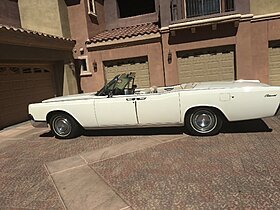 1967 Lincoln Continental for sale 101053883