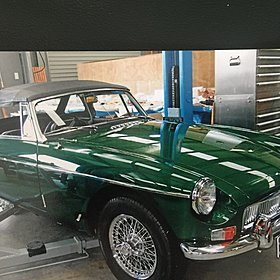 1967 MG MGB for sale 100850158