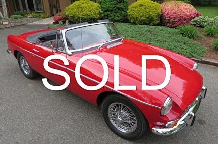 1967 MG MGB for sale 100872302