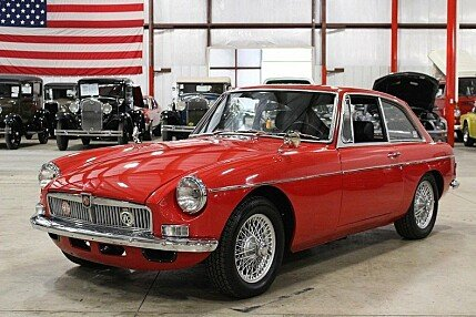 1967 MG MGB for sale 100874390