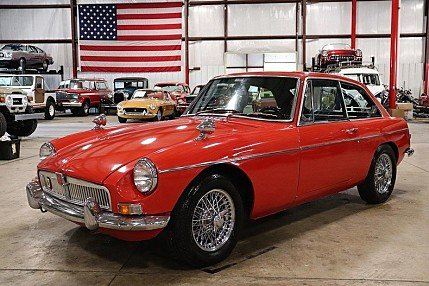 1967 MG MGB for sale 101005023