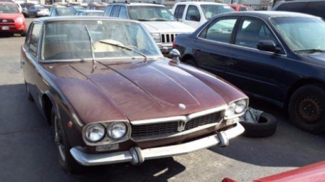 1967 Maserati Mexico for sale 100930179