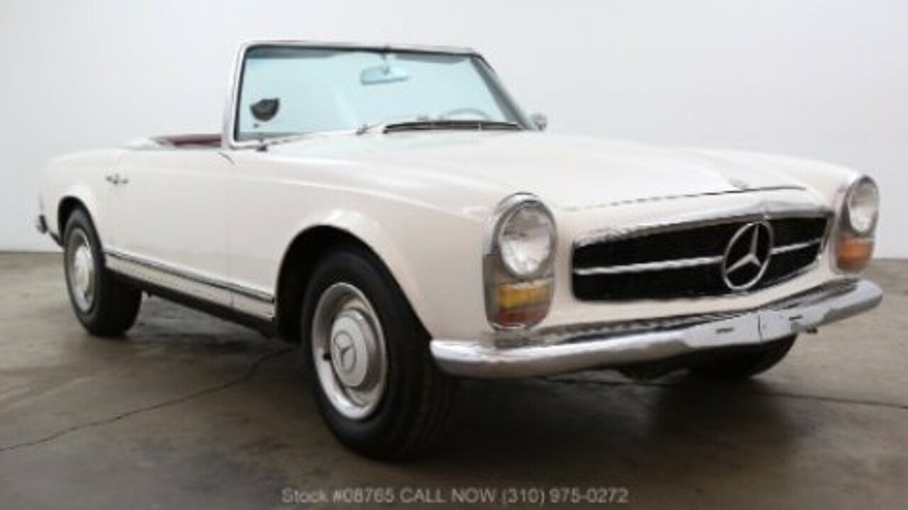 1967 Mercedes-Benz 230SL for sale near Los Angeles, California ...