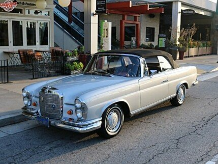 1967 Mercedes-Benz 250SE for sale 100767222