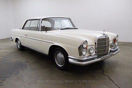 1967 Mercedes-Benz 250SE for sale 100833613