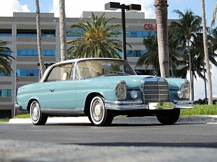 1967 Mercedes-Benz 250SE for sale 100959315
