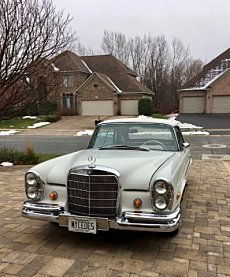 1967 Mercedes-Benz 250SE for sale 100832205