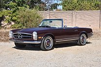 1967 Mercedes-Benz 250SL for sale 100777822