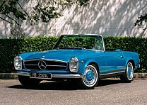 1967 Mercedes-Benz 250SL for sale 100814030
