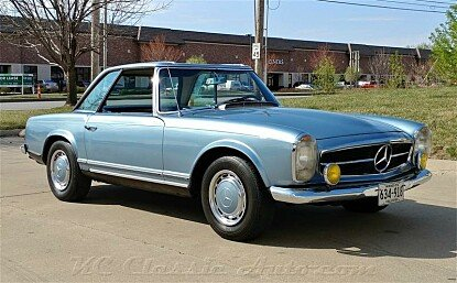 1967 Mercedes-Benz 250SL for sale 100857455