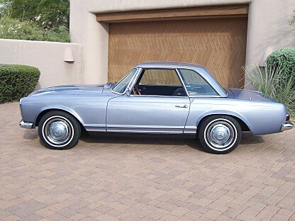 1967 Mercedes-Benz 250SL for sale 100910360