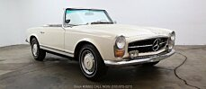 1967 Mercedes-Benz 250SL for sale 100919483