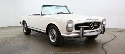 1967 Mercedes-Benz 250SL for sale 100942500