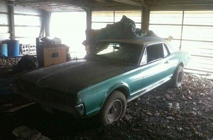 1967 Mercury Cougar for sale 100828843