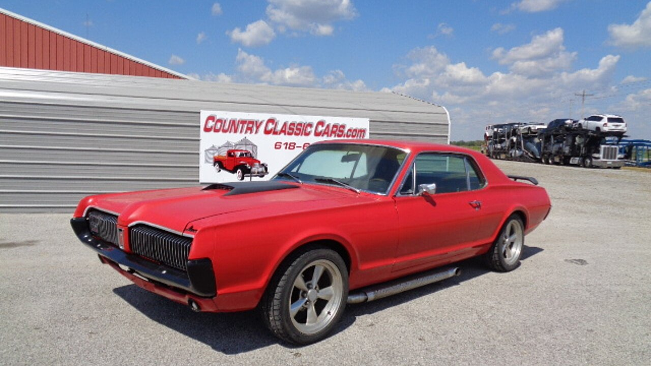 1967 Mercury Cougar for sale near Staunton, Illinois 62088 ...