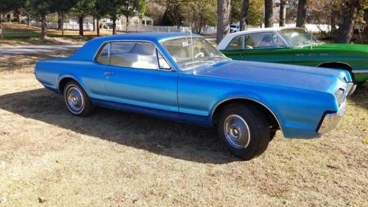 1967 Mercury Cougar for sale near Cadillac, Michigan 49601 ...