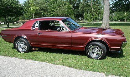 1967 Mercury Cougar Coupe for sale 101018902