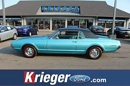 1967 Mercury Cougar for sale 100795898