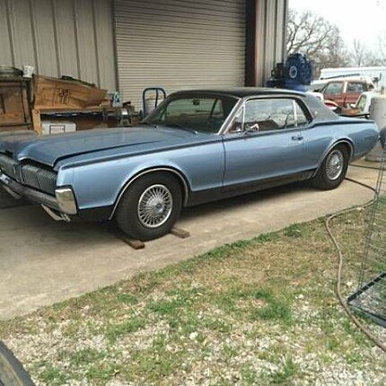 1967 Mercury Cougar for sale 100876501