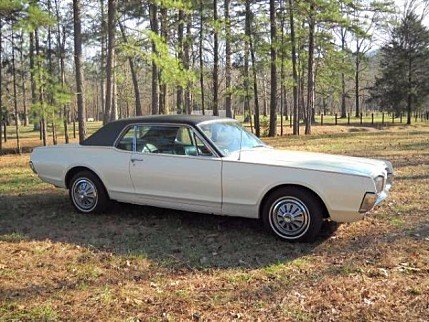 1967 Mercury Cougar for sale 100912430