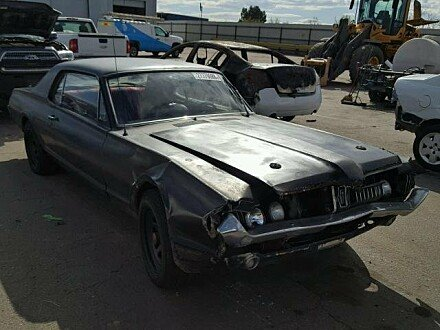 1967 Mercury Cougar for sale 101052282