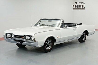 1967 Oldsmobile 442 for sale 101012138