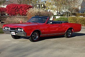 1967 Oldsmobile 442 for sale 101052392