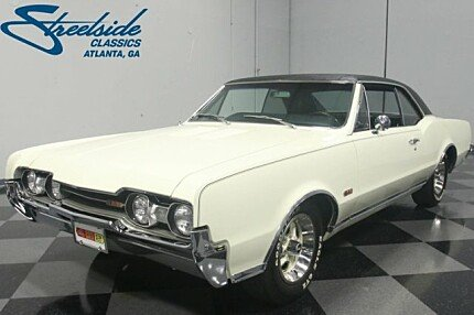 1967 Oldsmobile Cutlass for sale 100970249