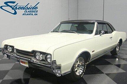 1967 Oldsmobile Cutlass for sale 100975757