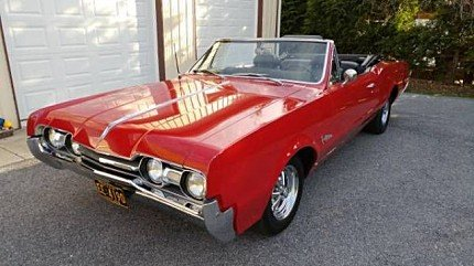 1967 Oldsmobile Cutlass for sale 100989379