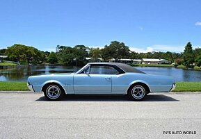 1967 Oldsmobile Cutlass for sale 100996724